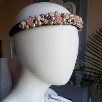Headbead Barok Poudre Color VENDU!!!