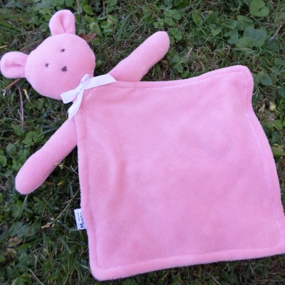 Furry Toy For Babyes Pink  VENDU!!!