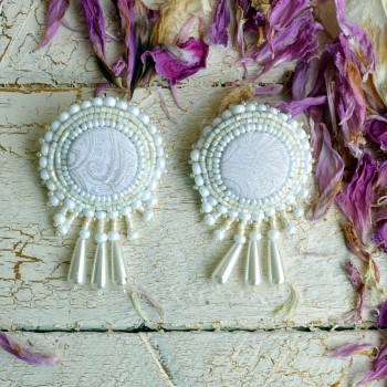 Romantica Wedding Earrings