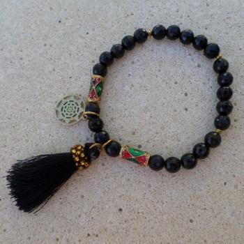 Bracelet Onyx Black