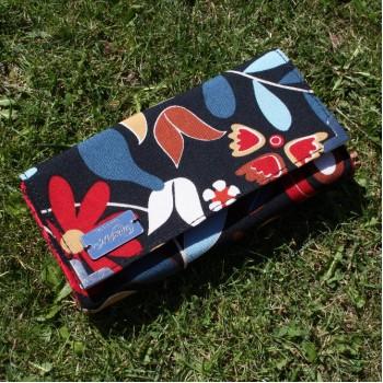 Wallet Big With Autumnal Motiv VENDU!!!