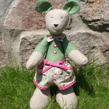 Green Mouse Boy VENDU!!!
