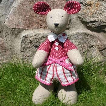 Mouse Red Boy VENDU!!!