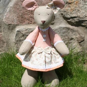Mouse Orange Girl VENDU!!!