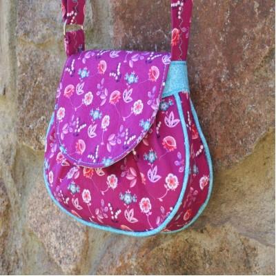 Bag For Girls Buxom Violet