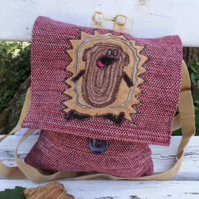 Bag With Hedgehok